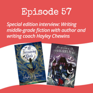 Episode 57 – Special Edition for Middle-Grade authors